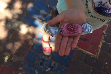 מה לעשות כשילדים מקבלים ממתקים בגן